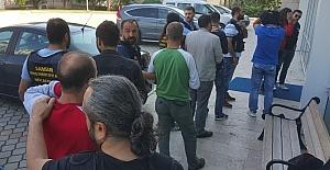 Uyuşturucu ticaretinden 4 kişi tutuklandı