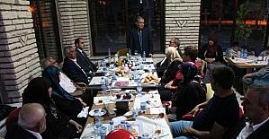 Vali Tapsız, şehit aileleri ve gazilerle iftarda buluştu