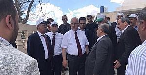 Viranşehir Eyüp Nebi turizme hazırlanıyor
