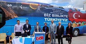 Yozgat'ta 4 bin 560 kişi istihdam edildi