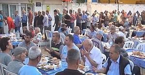 Zehirlenen iş adamı verdiği iftar yemeğine katılamadı