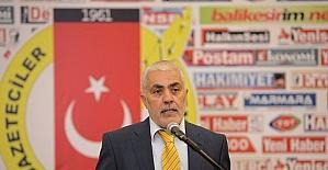 15 Temmuz'u aydınlatan gazeteciler Balıkesir'e gelecek