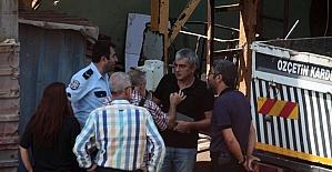 Adana Barosu ve odalardan vinç faciasına inceleme