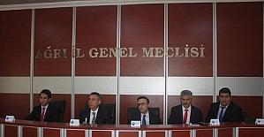 Ağrı'da 3'ncü dönem il koordinasyon toplantısı yapıldı