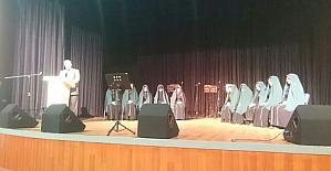 Ağrılı Kur'an kursu öğrencisi bölge birincisi oldu