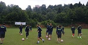 Amed Sportif Faaliyetler'de kamp devam ediyor