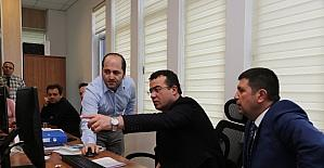 Atakum'da akıllı belediyecilik