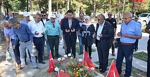 Aybüke öğretmen için bir araya gelen siyasiler birlik ve beraberlik mesajı verdi