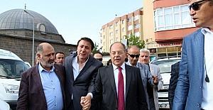 Başbakan Yardımcısı Recep Akdağ, Milletvekili Aydemir'in annesinin cenazesine katıldı