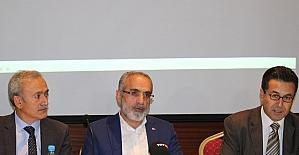 Başdanışman Topçu, Bişkek'te 'Türk Filmleri Haftası' etkinliğinin açılışına katıldı