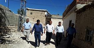 Başkan Erdoğan Besni ilçesindeki yatırımları inceledi