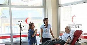 Başkan Kamil Saraçoğlu: Sağlığınız için kan verin