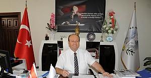 Başkan Özakcan'dan geçmiş olsun mesajı