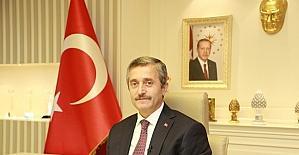 Başkan Tahmazoğlu, yeni kabineyi tebrik etti