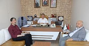 Başkan Yardımcısı Avcıoğlu'na müftülerden ziyaret
