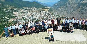 Bitlis ve Artvin arasında gönül köprüleri kuruldu