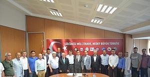 BTSO Başkanı Türker Ateş: