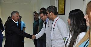 Bulanık'ta fizik tedavi ünitesi açıldı