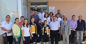 Burhaniye'de Belediye 8 adet sağlık ocağını hizmete soktu