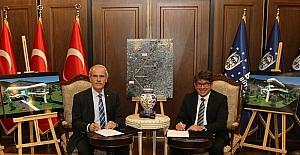 """Bursa'da """"havalı"""" ulaşım"""