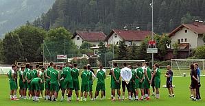 Bursaspor'da hazırlıklar devam ediyor