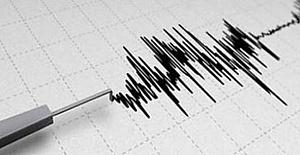 Çanakkalede deprem