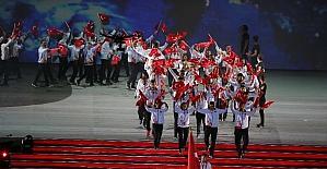 Deaflympics Samsun 2017ye muhteşem...