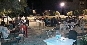 Deprem paniği Milas'ta da yaşandı