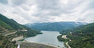 Doğancı Barajı bakıma alınıyor