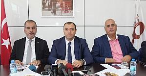 Dubaili holding, Elazığ'da yatırım için değerlendirmelerde bulunacak