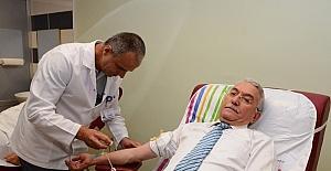 ESOGÜ'den Kızılay'ın Kan bağışı çağrısına tam destek