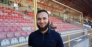 Evkur Yeni Malatyaspor'da yeni transfer Barazite takımını tribünden izledi