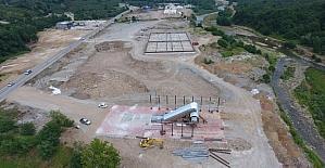 Fatsa'da mezbaha inşaatı devam ediyor