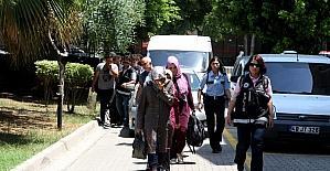 Fethiye'de FETÖ'den 7 tutuklama