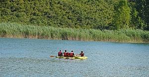 Gaga Gölü turizme hazırlanıyor