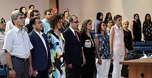 GAÜN'de 15 Temmuz Şehitlerini anma konferansı
