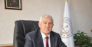 """İl Milli Eğitim Müdürü Elmalı, """"Mülakat mevzuata uygun ve Bakanlığımızın emirleri doğrultusunda yapılmıştır"""""""
