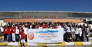 İpekyolu Belediyesinden Çanakkale-İstanbul gezisi
