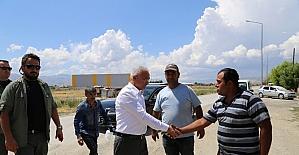İzzet Paşa Mahallesine 5 Milyon TL yatırım