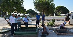 Keçiliköy Mahallesi'nin su basıncı sorunu çözüldü