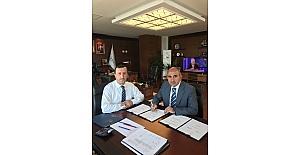 Kilis Belediyesi ile JICA arasında anlaşma imzalandı