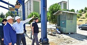 Kırsal mahallere modern hizmet