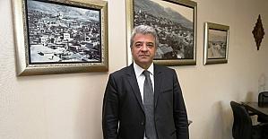 """KMTSO Başkanı Zabun: """"24 şirketimizle ilk 1000'deyiz"""""""