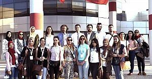 KMÜ, yabancı uyruklu öğrencileri ağırlıyor