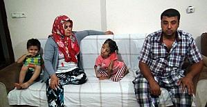 Küçük Elif Nur sağlığına kavuşmak için yardım bekliyor