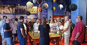 Kuişadası Belediyesi'nden Bursa'daki müzelere ziyaret