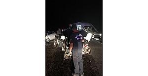 Malatyada zincirleme kaza: 2 ölü...