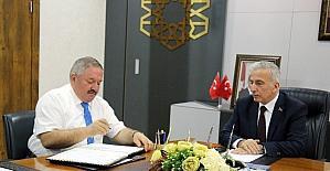 METEM imzalanan protokol ile OSB Müdürlüğü'ne Devredildi