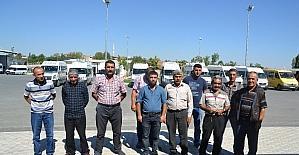 Minibüsçülerden 'Garaja alınmıyoruz' iddiası