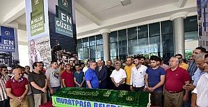 Muratpaşa Belediyesi'nin acı günü